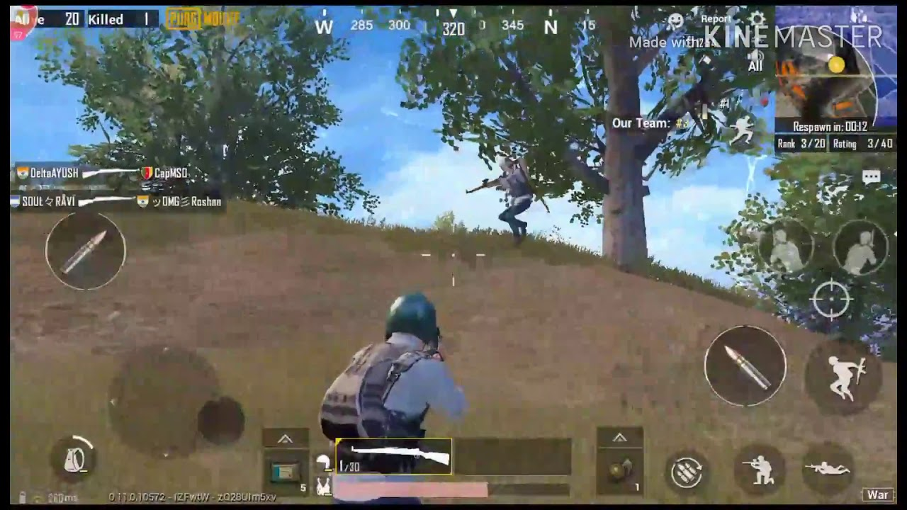 Download This is War with Kar98k with 4x scope
