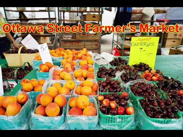 Ottawa Street (Ham. Ont) Farmers' Market #Gallivanting | CaribbeanPot.com