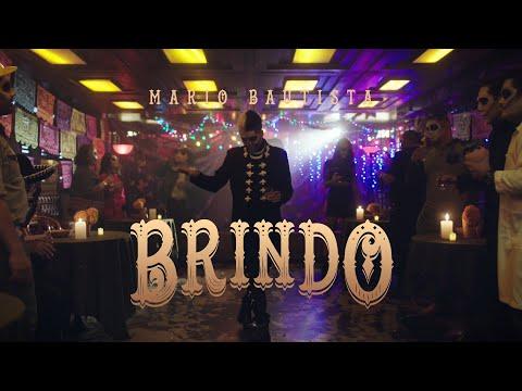 Смотреть клип Mario Bautista - Brindo