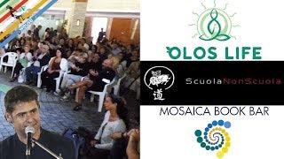 Il Silenzio dell'Infinito oltre Credo e Filosofie-Pier Giorgio Caselli ft MosaicaBookBar ft Oloslife