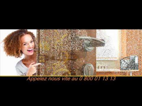 Dépanneur Serrurier Marseille 0 800 01 13 13