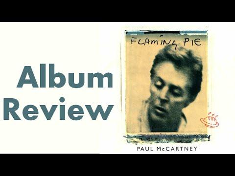 Paul McCartney Flaming Pie Album Review