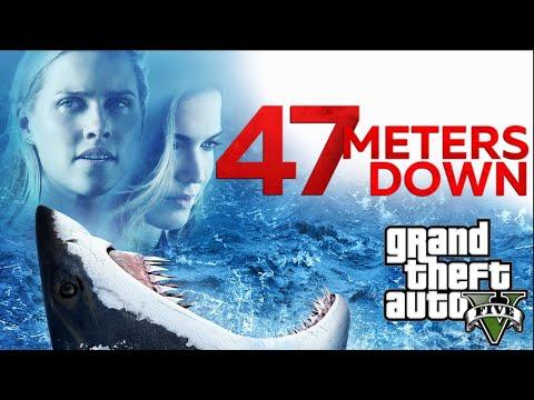 47 Meters Down A GTA V Rockstar Editor Movie