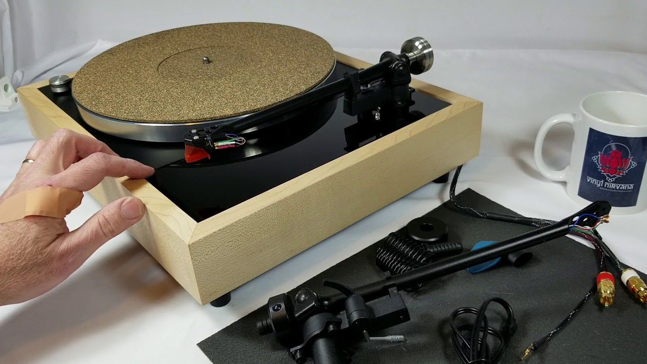 Vinyl Nirvana Thorens VN-150 Super