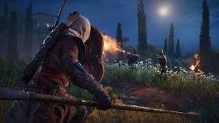 #kannada Assassin's Creed: Origin Poison React  Gaming kannada  ಕನ್ನಡ Live Stream Full story mode