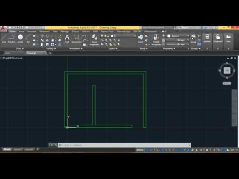 Revit Malayalam tutorials  - (No-36) -Import CAD Drawings to revit