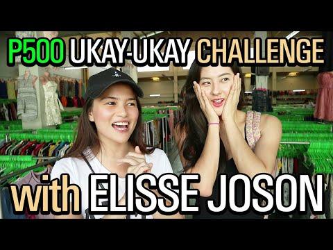 UKAY-UKAY CHALLENGE WITH ELISSE!