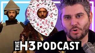 We Made A High Fashion Runway Show - H3 Podcast #237
