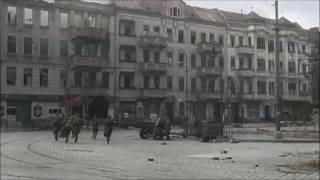 Rare- Battle For Berlin Footage - colour