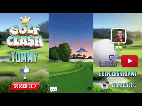 Golf Clash tips, Tour 5 - World Links, Namhae Cliffs Hole 4 - GUIDE/TUTORIAL