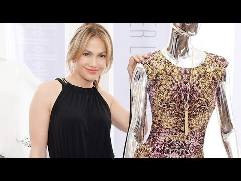 Fashion Accessories with Jennifer Lopez