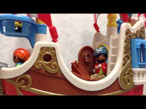 Happyland News - Pirate Takeover
