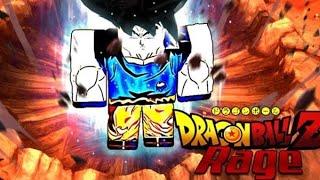 Roblox: dragon ball z rage (goku boss)!