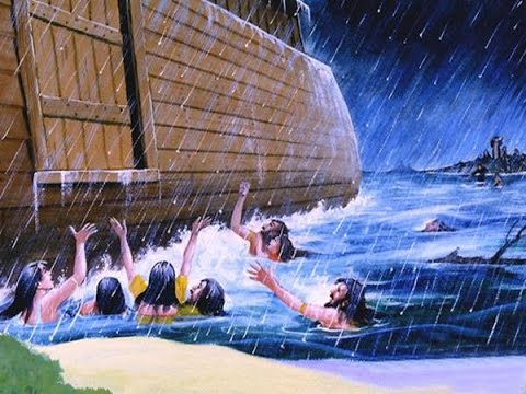 An Introduction to the story of the flood - Genesis 6 : 5 - 10