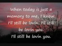 I'll Still Be Loving You-Reba