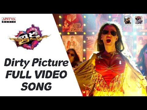 Dirty Picture Video Song |Thikka Full VideoSongs|SaiDharamTej,Larissa,Mannara | RohinReddy,SSThaman