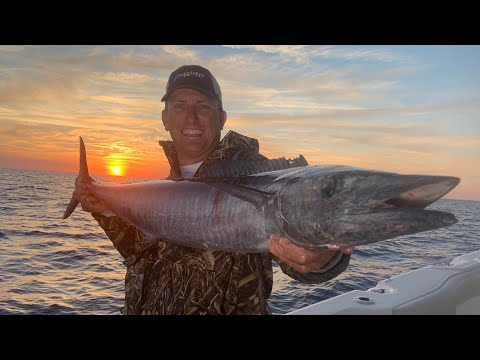 WAHOO {Catch Clean Cook} Florida to the Bahamas and back!