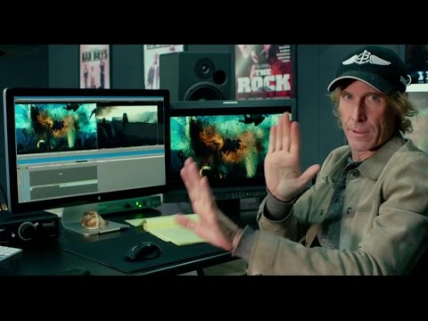 How to Film in 3D for IMAX with Michael Bay on Transformers: The Last Knight