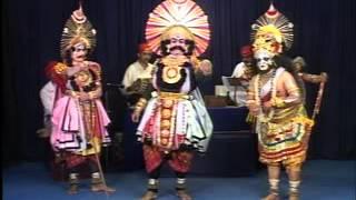 yakshagana Veeramani kalaga  S  chittani hanuma rayabara Dattamurty bhat  kolgi padya  03