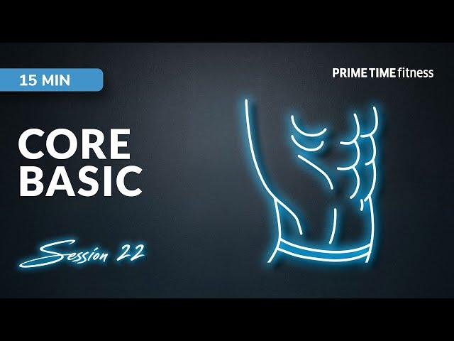 Live Workout Session - Core basic Vol.22