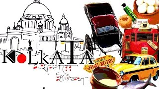 KOLKATA-মহানগরীর ইতিকথা | Innokrea Motion Pictures HD | Calcutta Blues | 2014