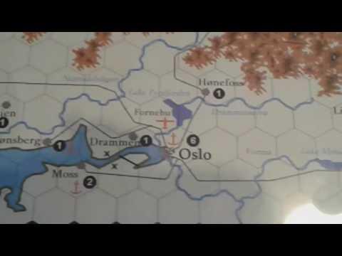 Operation Weserubung by Grenier Games
