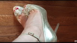 видео Красивая обувь – женское искусство