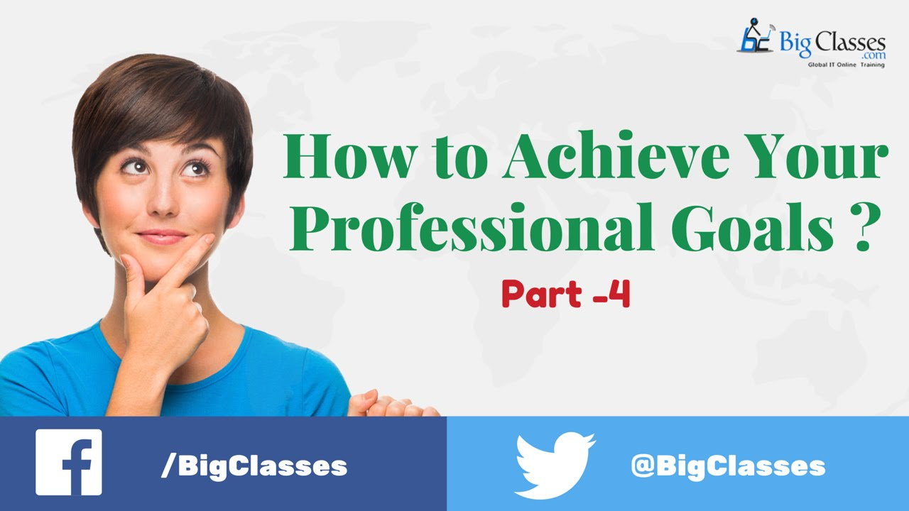 how to achieve professional growth