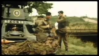 History of the British Army of the Rhine 06.09.14