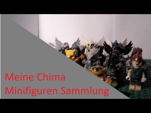 Alle meine Lego Chima Minifiguren! | Steinfreund2014