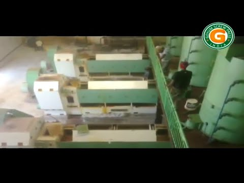 200 TPD Cottonseed Oil Extraction Plant at Mali in West Africa
