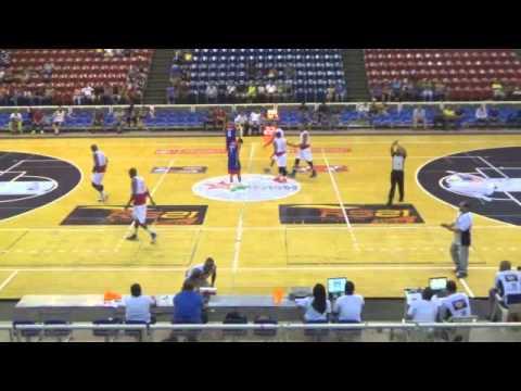 Liga Nacional de Baloncesto. Final 2da División Aragüeños B.B.C. Vs Cangrejeros. Juego N°3
