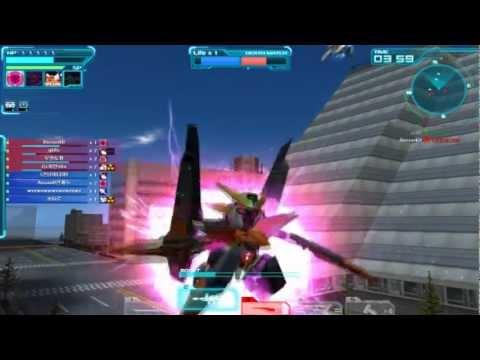 SD Gundam Online - Gundam Harute (GN Boosters) Marute [SDGO/BerserkD]