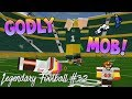 Download Godly Mob!  Legendary Football Funny Moments #32