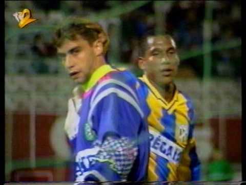 06J :: Sporting - 1 x União da Madeira - 0 de 1993/1994