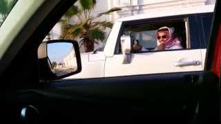 FJ Toyota Vs Dodge R/T Nitro | قومة دوج مع اف جي