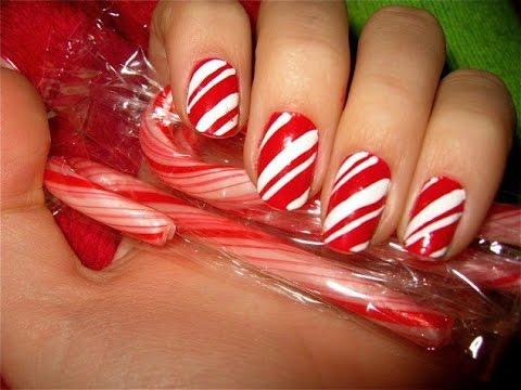 Creative Christmas Nail Designs Youtube