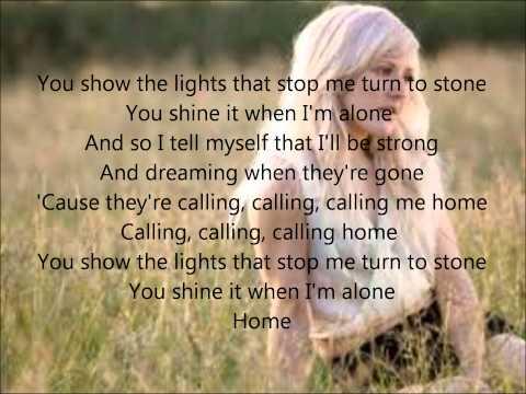 Ellie Goulding - Lights lyric