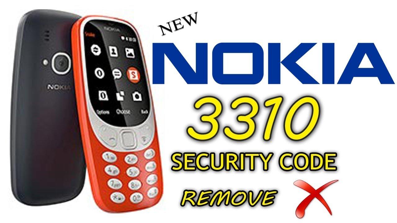 How to Reset Forgotten Nokia Security Code