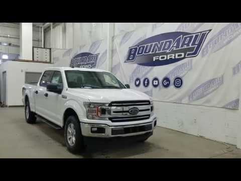2019 Ford F-150 XLT 301A W/ 3.5L EcoBoost, Remote Start Overview | Boundary Ford
