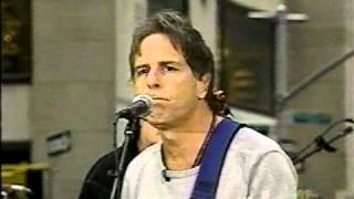 Bob Weir and Ratdog on Today Show playing Ashes in Glass 11-11-2000 Rockefeller Plaza New York