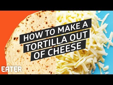 Tortillas Made Of Cheese Are Why You Should Order Off Menu At Los Taco [SPONSORED]