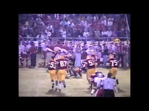 1996-09-20 - Winona High School Tigers vs Coffeeville High School Pirates Football