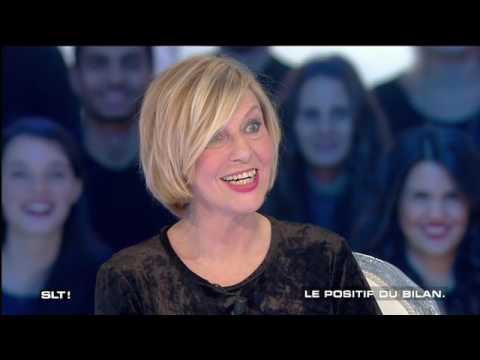 Chantal Ladesou Le Bilan   Salut les terriens   18 02 2017 C8 2017 02 18