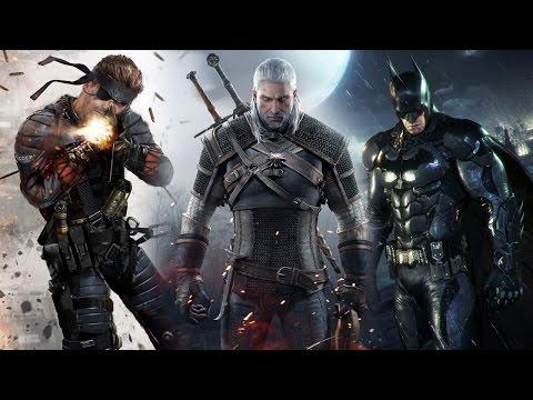 Spielevorschau 2015 - Die Open-World-Hits: Batman: Arkham Knight, Witcher 3 & Metal Gear Solid 5