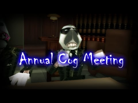 Annual Cog Meeting
