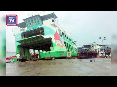 Tiga korban banjir di Penang