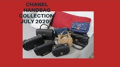 CHANEL HANDBAG COLLECTION JULY 2020
