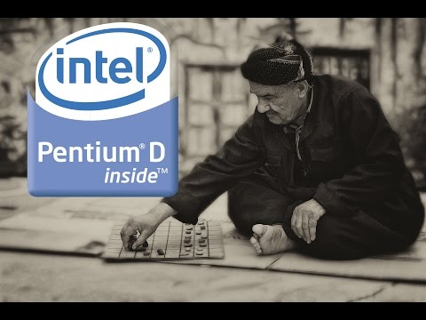 Gaming on a Pentium D in 2017?