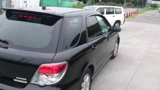 Видео-тест автомобиля Subaru Impreza (GG2-069547 2005г)